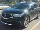 Acura MDX Technical specifications and fuel economy