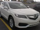 Acura  RDX II (facelift 2016)  3.5 V6 (279 Hp) AWD Automatic