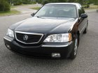 Acura RL Technical specifications and fuel economy (consumption, mpg)