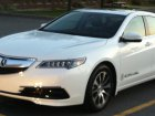 Acura TLX Technische Daten und Verbrauch