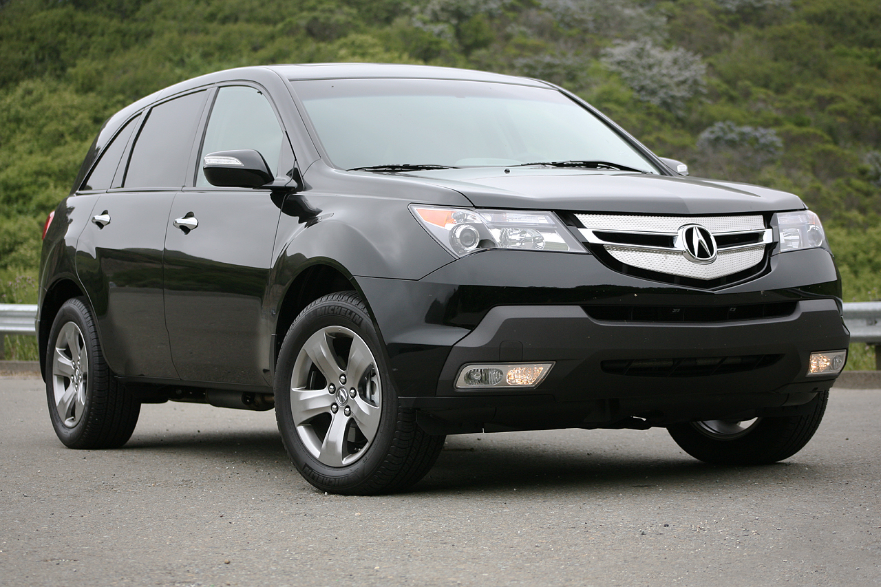 acura mdx ii 3 7 v6 304 hp. Black Bedroom Furniture Sets. Home Design Ideas
