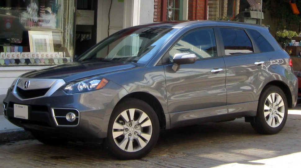 Acura RDX Technical Specifications And Fuel Economy - Acura rdx fuel type