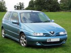 Alfa Romeo 145 (930, facelift 1999) 1.4 T. Spark 16V (103 Hp)