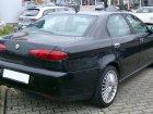 Alfa Romeo  166 (936, facelift 2003)  2.4 JTD 10V (150 Hp)