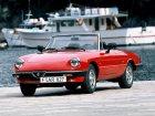Alfa Romeo  Spider (115)  1600 (115) (109 Hp)