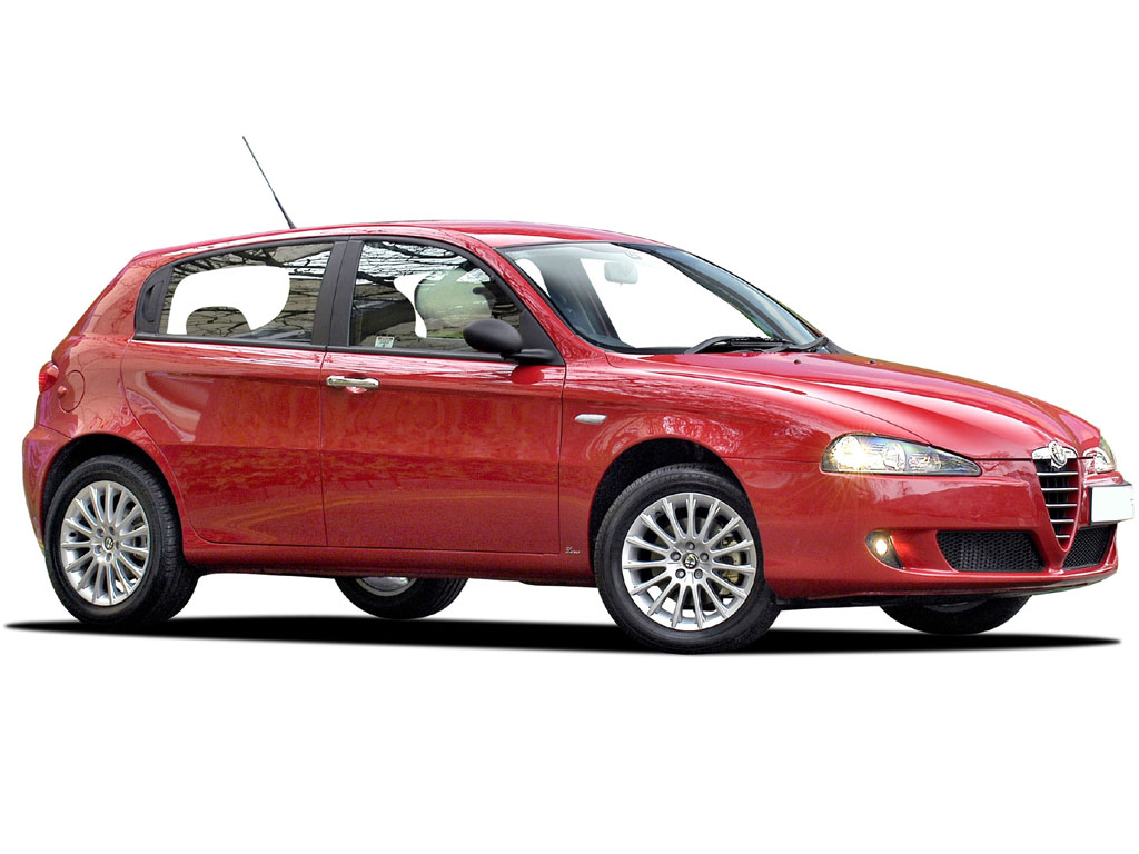 alfa romeo 147 5 doors 1 6 i 16v t spark 120 hp. Black Bedroom Furniture Sets. Home Design Ideas