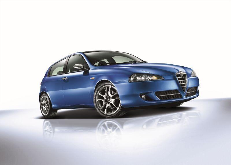 alfa romeo 147 facelift 2004 5 doors 1 6 120 hp. Black Bedroom Furniture Sets. Home Design Ideas