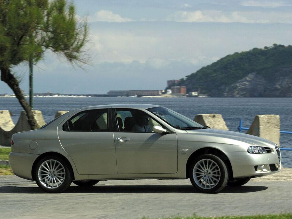 alfa romeo 156 932 2 0 jts 165 hp. Black Bedroom Furniture Sets. Home Design Ideas