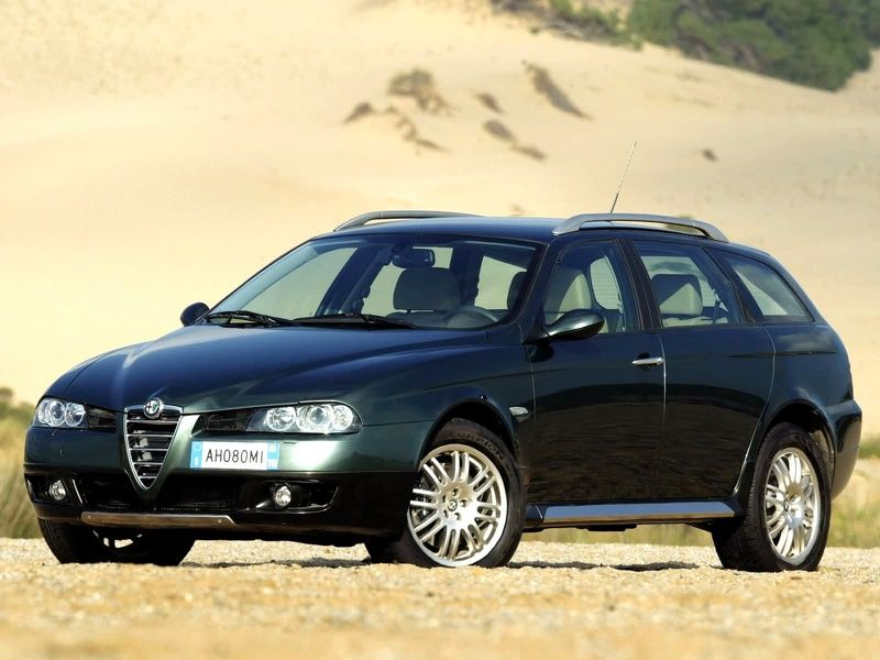 alfa romeo 156 sport wagon ii 2 4 jtd 175 hp. Black Bedroom Furniture Sets. Home Design Ideas