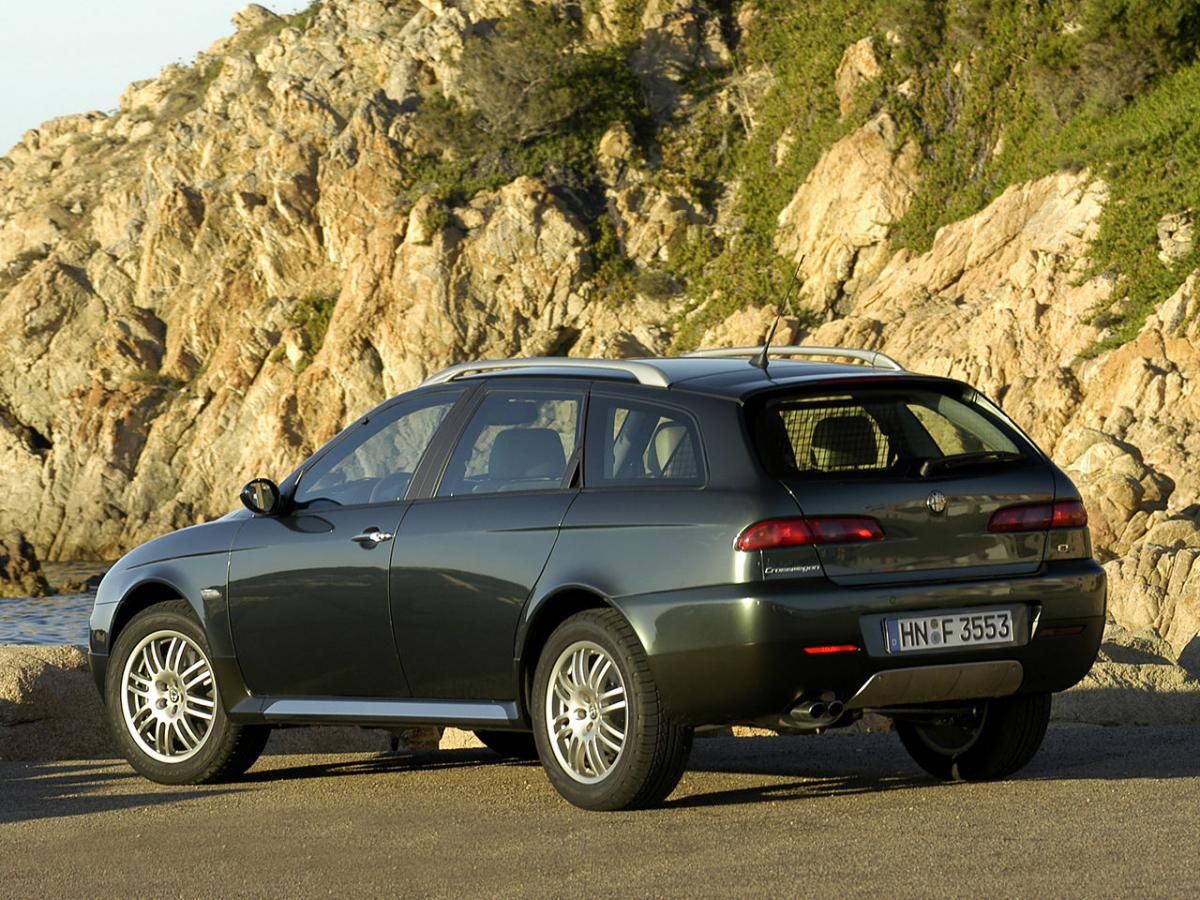 alfa romeo 156 sport wagon ii 2 4 jtd 175 hp. Black Bedroom Furniture Sets. Home Design Ideas