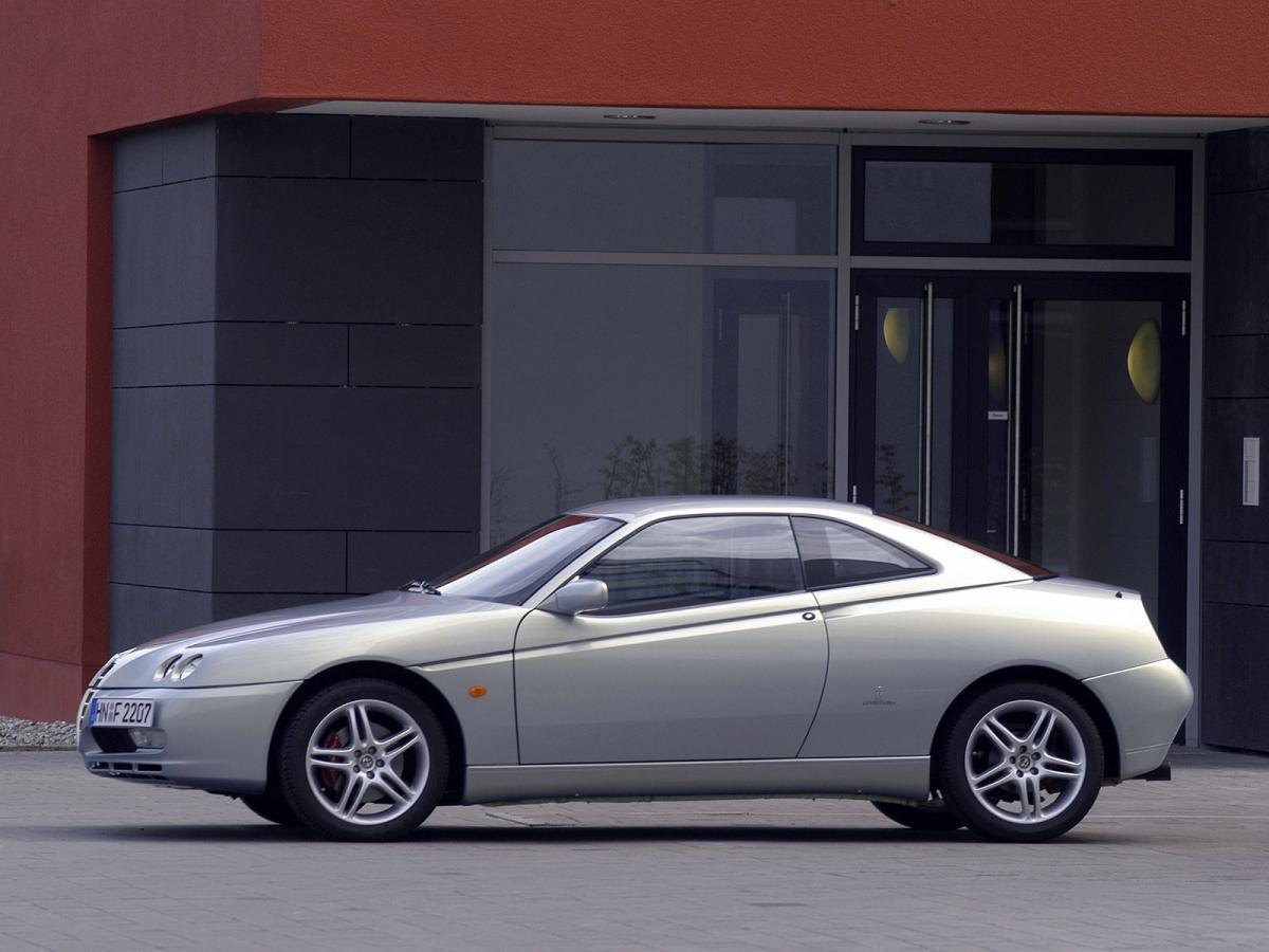 Alfa Romeo Gtv B D