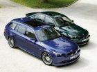 Alpina  B5 Touring (E61)  4.4 V8 (530 Hp) S Switch-Tronic