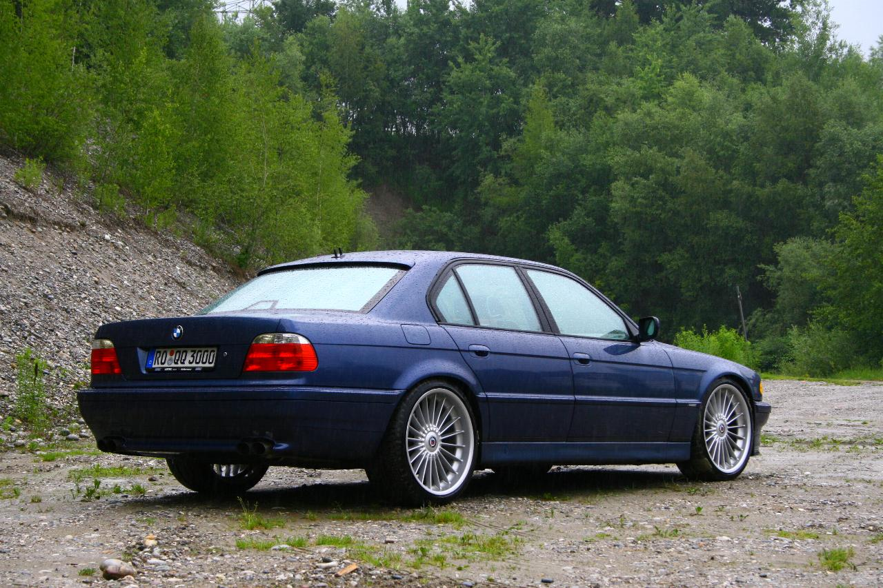 Pics for bmw 7 alpina submited images