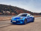 Alpine A110 Technical specifications and fuel economy