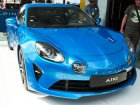 Alpine  A110 (2017)  1.8 (252 Hp) Automatic
