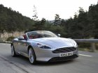 Aston Martin DB9 Technical specifications and fuel economy
