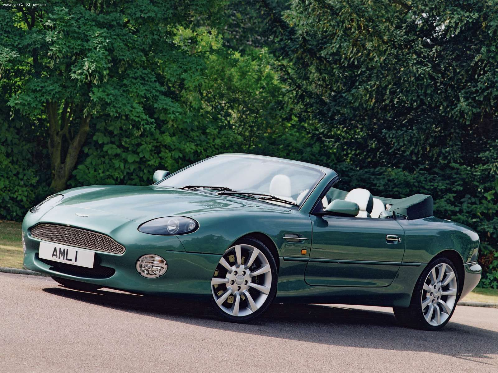 Aston Martin Db7 Technical Specifications And Fuel Economy