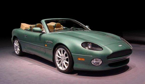 Aston Martin Db7 Technische Daten Und Verbrauch