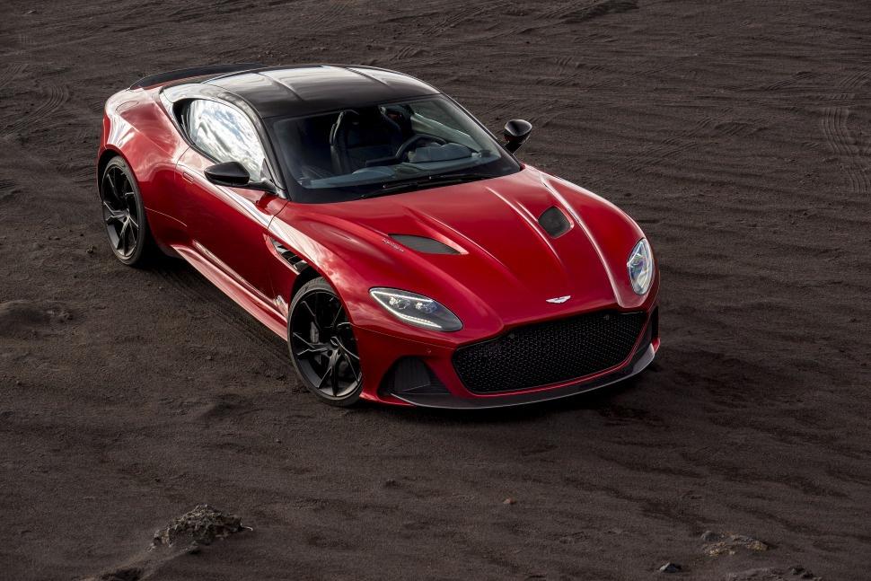 Aston Martin Dbs Superleggera 5 2 V12 725 Hp Automatic