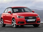 Audi  A1 (8X facelift 2014)  1.0 TFSI ultra (95 Hp)