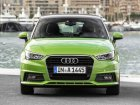 Audi  A1 Sportback (8X facelift 2014)  1.4 TDI ultra (90 Hp)