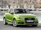 Audi  A1 Sportback (8X facelift 2014)  1.4 TDI ultra (90 Hp) S tronic