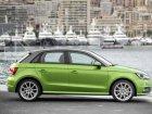 Audi  A1 Sportback (8X facelift 2014)  1.8 TFSI (192 Hp) S tronic