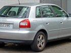 Audi  A3 (8L)  1.9 TDI (110 Hp) Automatic