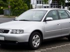 Audi  A3 (8L, facelift 2000)  1.8 T (180 Hp) Tiptronic