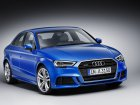 Audi  A3 Sedan (8V facelift 2016)  1.0 TFSI (115 Hp) S tronic