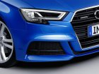 Audi  A3 Sedan (8V facelift 2016)  1.5 TFSI (150 Hp)