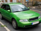 Audi  A4 Avant (B5, Typ 8D, facelift 1999)  1.8 20V Turbo (150 Hp) Tiptronic