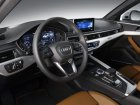 Audi  A4 (B9 8W)  2.0 TFSI (252 Hp) S tronic