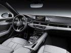 Audi A4 (B9 8W, facelift 2018)