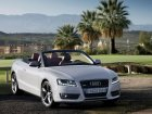 Audi A5 Cabriolet (8F7)