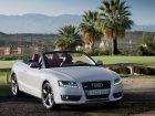 Audi  A5 Cabriolet (8F7)  2.0 TFSI (211 Hp) quattro S tronic