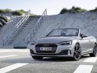 Audi  A5 Cabriolet (9T, facelift 2020)  40 TFSI (190 Hp) S tronic