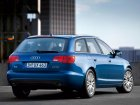 Audi  A6 Avant (4F,C6)  4.2i V8 40V (335 Hp) quattro Tiptronic
