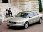 Audi  A8 (D2,4D)  2.5 TDI V6 (180 Hp) quattro Tiptronic