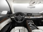 Audi  A8 Long (D4,4H facelift 2013)  2.0 (245 Hp) Hybrid Tiptronic