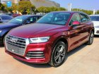 Audi Q5 Technical specifications and fuel economy