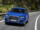 Audi  Q7 (Typ 4M)  3.0 TDI V6 (249 Hp) quattro Tiptronic 7 Seat
