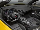 Audi  R8 II Spyder  Performance 5.2 FSI V10 (620 Hp) quattro S tronic