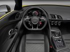 Audi  R8 II Spyder  5.2 FSI V10 (540 Hp) quattro S tronic