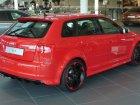 Audi  RS 3 sportback (8PA)  2.5 TFSI (340 Hp) quattro S tronic