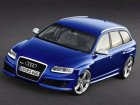 Audi RS6 Spécifications techniques et économie de carburant