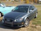 Audi  S4 (8E,B7)  4.2i V8 (344 Hp) quattro Tiptronic