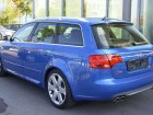 Audi  S4 Avant (8E,B7)  4.2i V8 (344 Hp) quattro