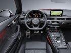 Audi  S5 Cabriolet (9T)  3.0 TFSI V6 (354 Hp) quattro Tiptronic