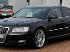 Audi S8 Technical specifications and fuel economy